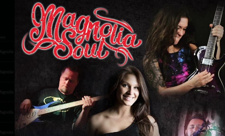 Magnolia Soul band members