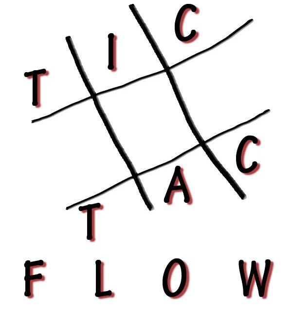 tic tac flow logo