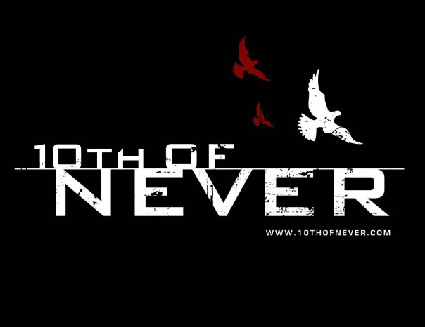 10th of never logo