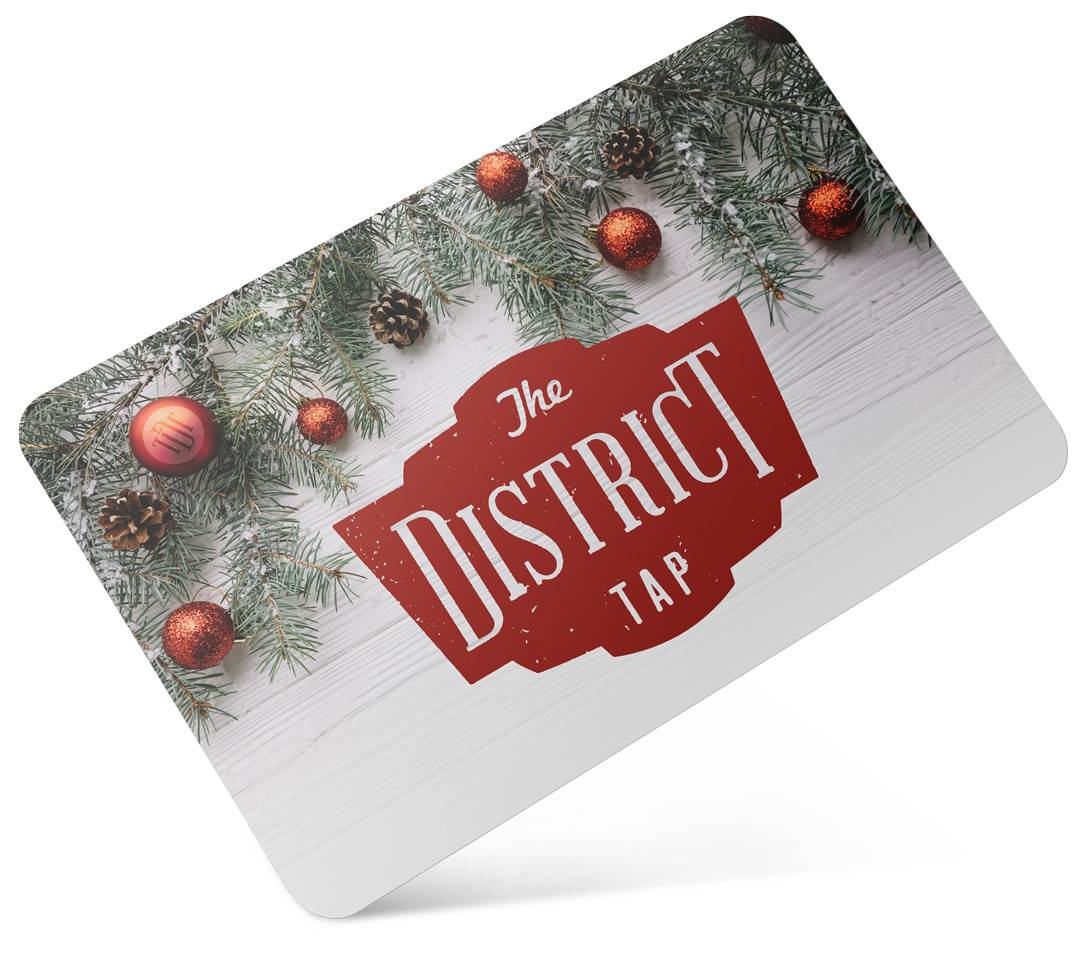 District Tap Gift Cards